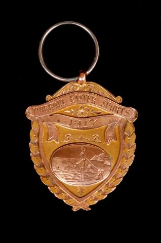 Lifesaving Competition Medal of Thomas Kennedy Irwin Jr