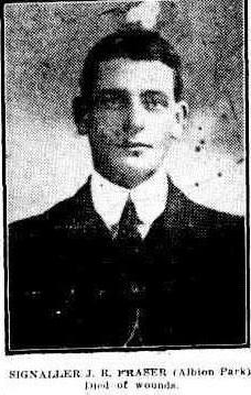 Photo of John Robert Fraser