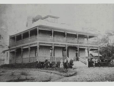 Milton House in Bellambi