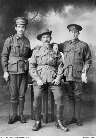 Portrait of Irwin family