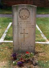 Died 5th August 1916 age 22