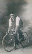 Sim was a keen sportsman representing Unanderra and the district in cycling