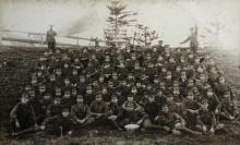 Kiama Camp 4th September 1916. David John Morgans (fifth row, fourth from right)